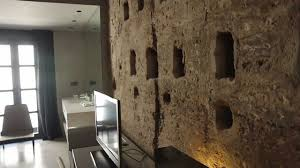 100 Caro Hotel Hotspot 17 Wooden Beams And The Arabic Wall In Room 03 Valencia Spain