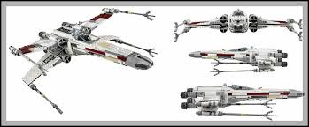 Lego X Wing Stand by Lego 10240 U2013 Red Five X Wing Starfighter I Brick City