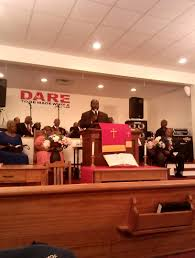 PASTOR Luther Barnes