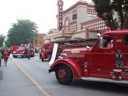 100 Old Fire Trucks Fire Trucks Outside The Capitol Theatre For Fest 2013 Photo