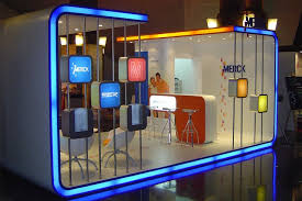 This Merck Display Combines A Lot Of Great Elements In Compact Space