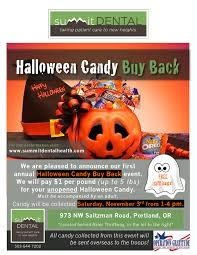 Donate Leftover Halloween Candy by Social Summit Dental