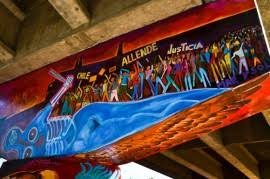 Chicano Park Murals Map by Culture Community Activism Chicano Park San Diego Ever In Transit