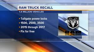Fiat Chrysler Recalling More Than 1.4M Ram Pickup Trucks, Tailgates ... Ram Recalls 2700 Trucks For Fuel Tank Separation Roadshow Kid Trax Mossy Oak 3500 Dually 12v Battery Powered Rideon Hot News Ram Recall Shifter Brake Interlock Youtube Ram Recalls 65000 Trucks Due To Axle Daily Recall Dodge Pickup Clutch Interlock Switch Defect Leads To The Of Older Defective Tailgates Lead 11 Million Nz Swept Up In Worldwide Newshub Roundup More Than 2400 Rams Need Steering Fix Fiat Chrysler Recalling More 14m Pickup Fca 11m Newer Due Risk Tailgate