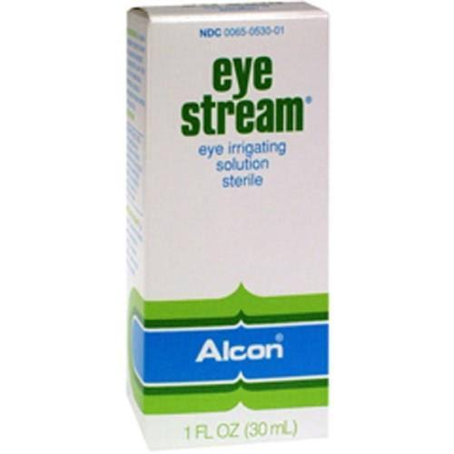 Alcon Eye Stream Irrigating Eye Rinse Solution - 1oz