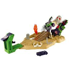 100 Monster Truck Track Set Toy S