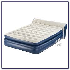 Aerobed Queen Raised Bed With Headboard by Aerobed Queen Inflatable Mattress With Headboard Headboard
