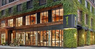 Hotel near Central Park