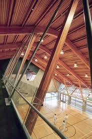 100 Patkau Architects Gallery Of Gleneagles Community Center