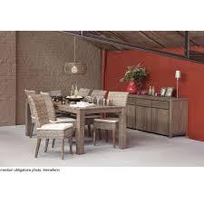 chaise kubu chaise en rotin joséphine en kubu gris
