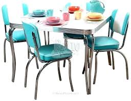 Retro Dinette Sets For Sale Set Design Planet Within Ideas Diner Chairs
