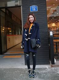 Street Style Korean Autumn Collection 2015 For Ladies 3