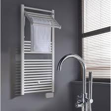 sèche serviettes électrique à inertie fluide deltacalor stendino