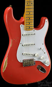 Fender Custom Shop 60th Anniversary 1954 Heavy Relic Stratocaster