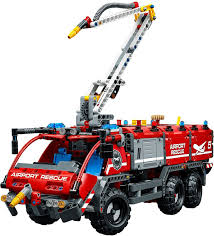 Köp LEGO Technic - Airport Rescue Vehicle (42068) - Inkl. Frakt Action Town 1467 Airport Fire Truck Lego Itructions 60061 City Onetwobrick11 Set Database 4208 Fire Truck 60111 Utility Mixed By Amazonca Shodans Blog Creating My First Big Display Part 1 Brktasticblog An 2014 Stop Motion Youtube Toysrus City Airport Fire Truck 7891 Lego 60002 And