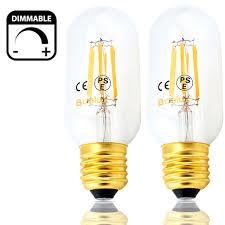 aliexpress buy dimmable 6w t45 edison tublar led filament