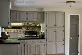 DIY Gray Kitchen Reveal