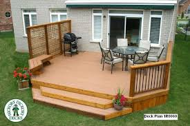 Deck Designing by The Complete Guide About Multi Level Decks With 27 Design Ideas