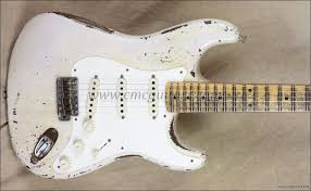 Take A Trip Back To Rock N Rolls Golden Age With The 57 Heavy Relic Strat