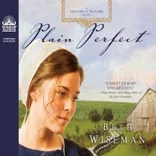 Plain Perfect Audiobook Cover Art