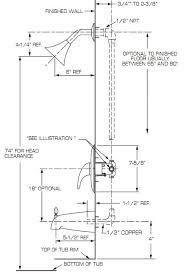 Bathtub Drain Trap Diagram by Installing A Bathtub Plumbing Help
