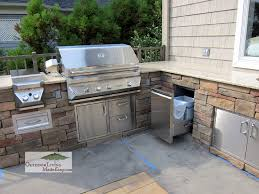 L Shaped Outdoor Kitchen Designs 28 Images Quality