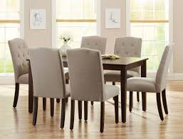 Rustic Chic Dining Room Ideas by Furniture Dining Table Parson Chairs Large Rustic Dining Table