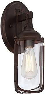 review anselda 15 high bronze outdoor wall light by franklin iron