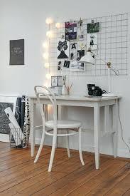 petit bureau de travail petit bureau de travail bureau laque blanc interieur scandinave