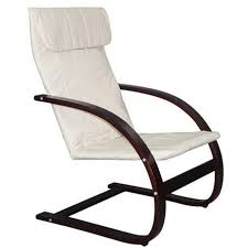 siège relax henry en blanc achat vente chaise blanc cdiscount
