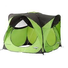 tente 4 places 2 chambres seconds family 4 2 xl quechua séjour base seconds installé en 2 minutes replié en 2 minutes