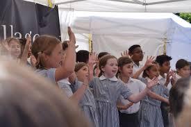 100 North Bridge House Hampstead Summer Festival Choir Children