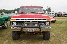 IOLA, WI - JULY 12: Front Of 1977 Red Ford F150 Pickup Truck.. Stock ... The 2018 Ford F150 Still The King But Overkill For Most Video 2013 Xlt Oklahoma Edition Supercab Pickup Truck Raptor 2019 Limited Truck Youtube Americas Best Fullsize Pickup Fordcom Updated Preview Consumer Reports 2015 Our Of Year Fseries Tenth Generation Wikipedia Review Ratings Edmunds Fords Alinum Is No Lweight Fortune Recalls Trucks Over Dangerous Rollaway Problem New Saleen Sportruck 4d Supercrew In Richmond