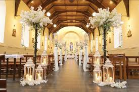 Specialists In Church Ceremony Decoration Venue Wedding Bouquets