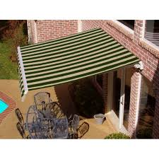 Christmas Tree Shop by Beauty Mark Maui Lx Manual Retractable Awning Olive Tan Shop