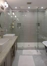 45 Ft Drop In Bathtub by Best 25 Rain Shower Bathroom Ideas On Pinterest Amazing