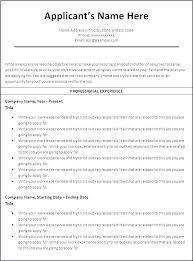 First Job Resume Template Microsoft Word General For Sample Format Download In Ms Travel Examples