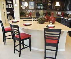 Quarter Circle Kitchen Island With Sink
