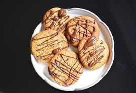kinder schokolade cookies mit nutella füllung josephinasblog