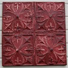 Antique Ceiling Tiles 24x24 by Antique Tin Ceiling Tiles X2 U0027 Antique Ceiling Tin Tile Circa