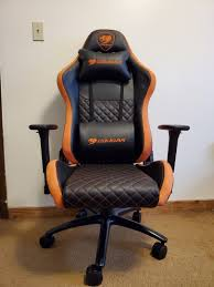 Official Review: Cougar Armor Pro Gaming Chair (Hardware ...