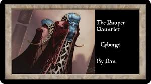 Mtg Pauper Deck Rules by Pauper Gauntlet S03r09 Cyborgs Vs Zombies Youtube