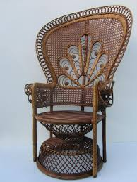 This Vintage Rattan Peacock Chair From The 1960s Was Handmade By A ... Shop Intertional Caravan Valencia Resin Wicker Rocking Chair On Factory Direct 3pc Outdoor Bistro Set Rakutencom Corvus Salerno With Cushions Vintage Used Chairs For Sale Chairish Chair Wikipedia Tracing The Trends Of Fniture Through History Yesteryear Wayfair 51 And Rattan To Add Warmth Comfort Any Space Best Way For Your Relaxing Using Old Remarkable Antique Quartersawn Oak Mission Sewing Rocker Vulcanlirik Hampton Bay Beacon Park Toffee