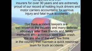 Truck Accident Lawyer Philadelphia - YouTube Trucking Accidents Archives Fellerman Ciarimboli Pladelphia Motorcycle Safety Is Everyones Concern Ginsburg Auto Accident Truck Lawyer Lundy Law Car Attorney Rand Spear New Jersey Best Lawyers Pa Fatal Wieand Firm Why Commercial Trucks Crash By Home Page Clearfield Associates Edelstein Martin Nelson