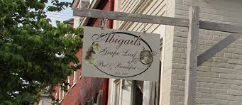 Abigail s Grape Leaf Bed and Breakfast in Hermann Missouri