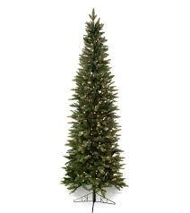 Downswept Slim Christmas Tree by Slim Artificial Christmas Trees Treetime