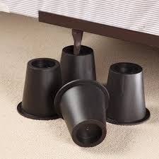 black bed risers bed risers 3 inch bed risers walter drake