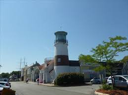Christmas Tree Shop Lighthouse