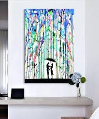 Easy Creative Wall Art Ideas For Decoration Inside Canvas Prepare Do It Yourself Sale Nz Ide