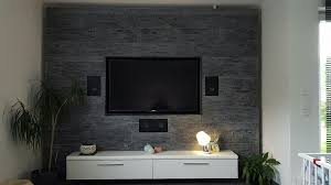 tv wand ideen fernsehwand gestalten style4walls